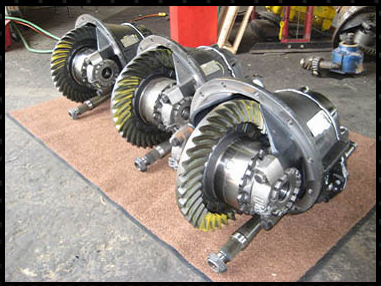 Fabco Differential Parts.